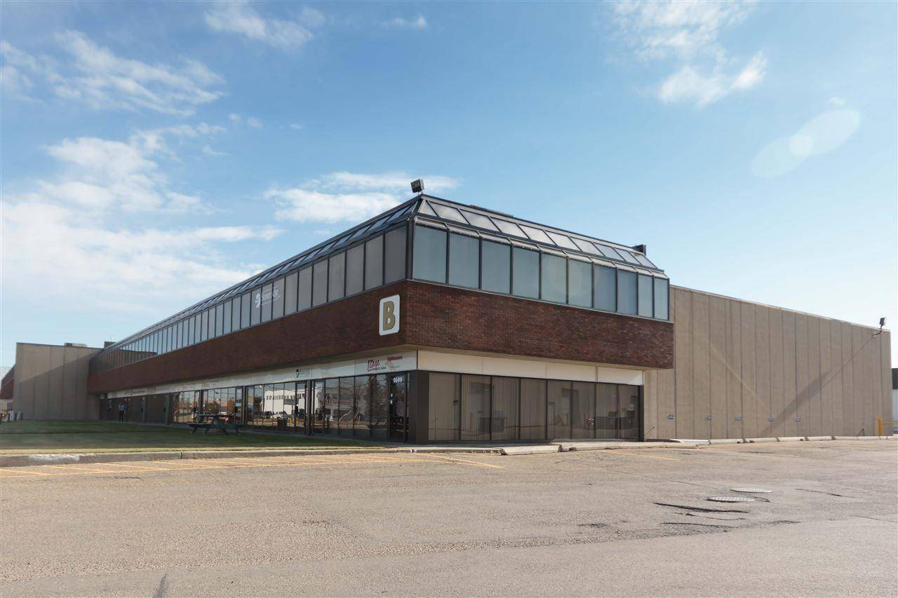 Commercial property for lease at 9693 45 Ave Nw Edmonton Alberta - MLS: E4094787