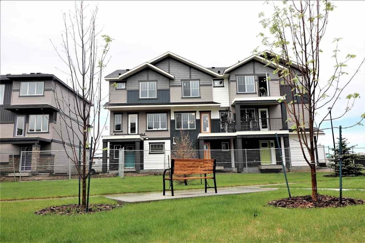 Townhouse for sale at 1530 Tamarack Bv NW Unit 97 Edmonton Alberta - MLS: E4181893