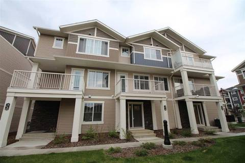 Townhouse for sale at 17832 78 St Nw Unit 97 Edmonton Alberta - MLS: E4158515