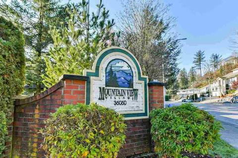 Townhouse for sale at 36060 Old Yale Rd Unit 97 Abbotsford British Columbia - MLS: R2418065