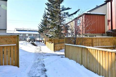 Townhouse for sale at 4740 Dalton Dr Northwest Unit 97 Calgary Alberta - MLS: C4270455
