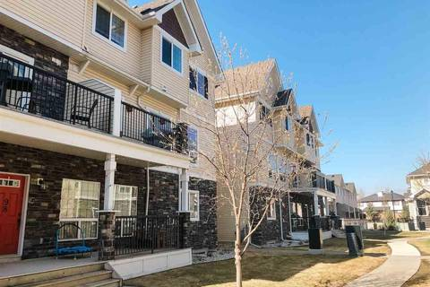 Townhouse for sale at 7293 South Terwillegar Dr Nw Unit 97 Edmonton Alberta - MLS: E4143478