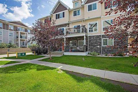 Townhouse for sale at 7293 South Terwillegar Dr Nw Unit 97 Edmonton Alberta - MLS: E4163932