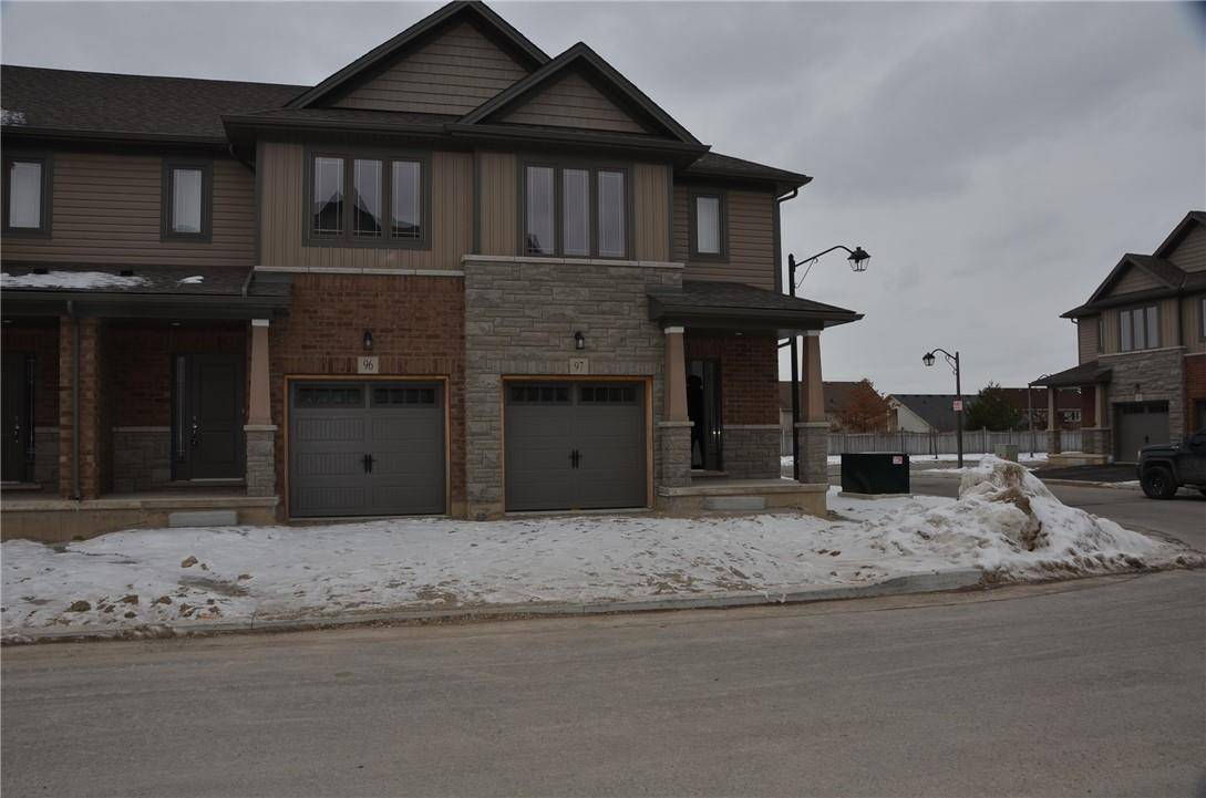 Townhouse for rent at 77 Diana Ave Unit 97 Brantford Ontario - MLS: H4072841