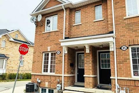 Apartment for rent at 87 Brickworks Ln Unit 97 Toronto Ontario - MLS: W4751312