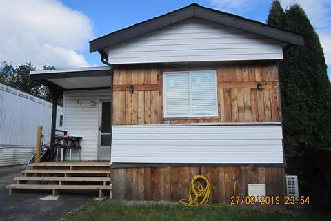 Residential property for sale at 9950 Wilson St Unit 97 Mission British Columbia - MLS: R2454224