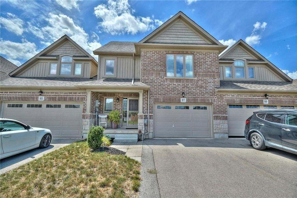 Townhouse for sale at 97 Abbott Pl Fonthill Ontario - MLS: 30826005