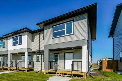 Townhouse for sale at 97 Ava Cres Blackfalds Alberta - MLS: A1031542