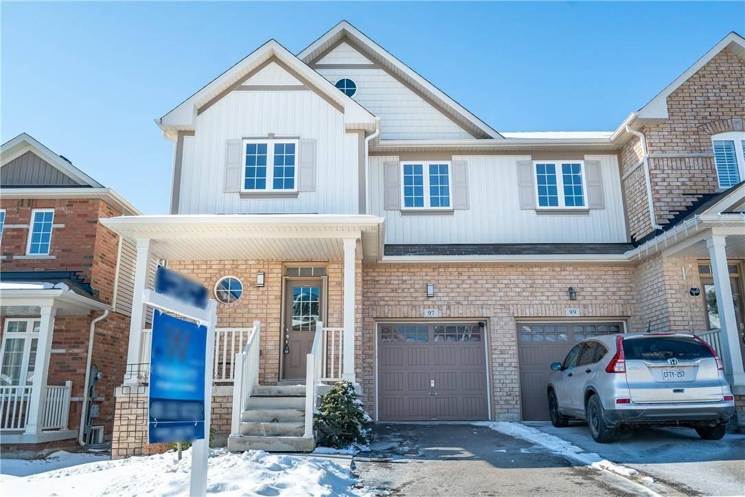 House for sale at 97 Bousfield Ri Waterdown Ontario - MLS: H4072810
