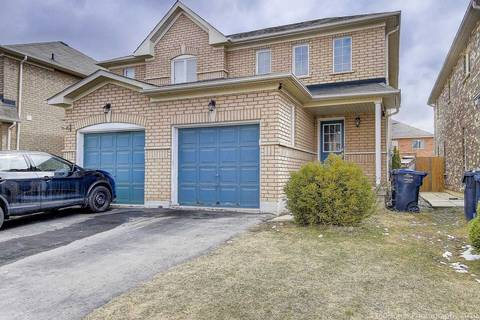 Townhouse for sale at 97 Cadillac Cres Brampton Ontario - MLS: W4732697