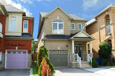 House for sale at 97 Catalpa Cres Vaughan Ontario - MLS: N4844648
