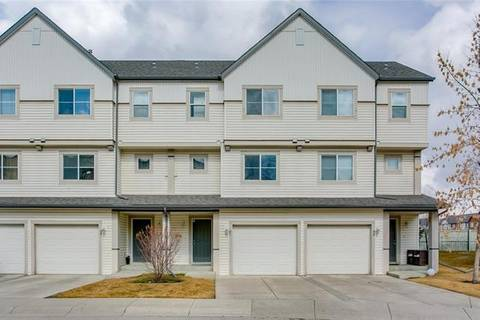 Townhouse for sale at 97 Copperfield Ct Southeast Calgary Alberta - MLS: C4235832