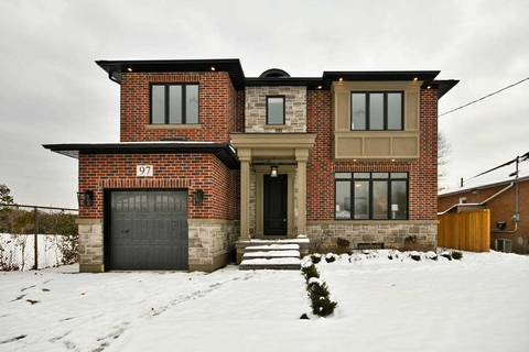 House for sale at 97 Cree Ave Toronto Ontario - MLS: E4633429