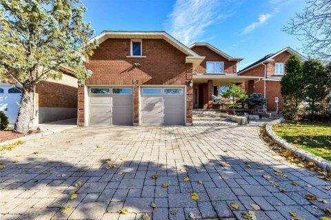 House for sale at 97 Dante Cres Vaughan Ontario - MLS: N4987125