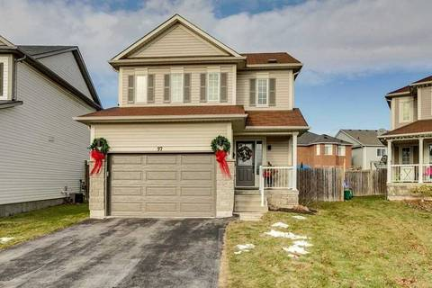 House for sale at 97 Eldad Dr Clarington Ontario - MLS: E4652339