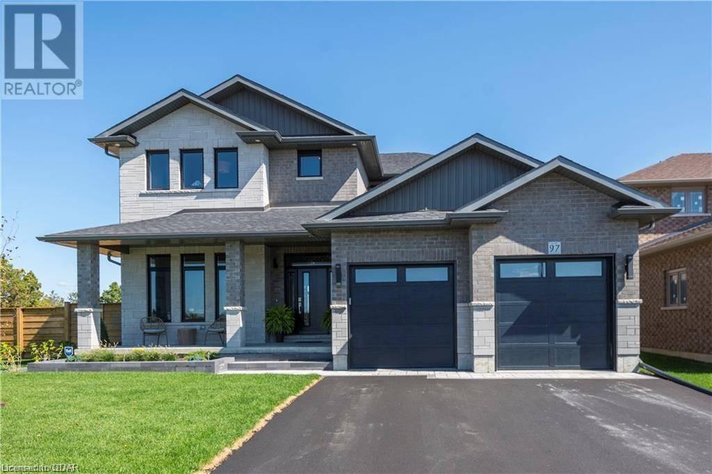 House for sale at 97 Essex Dr Belleville Ontario - MLS: 256946