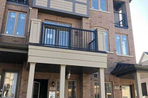 Townhouse for rent at 97 Frederick Wilson Ave Markham Ontario - MLS: N4781801
