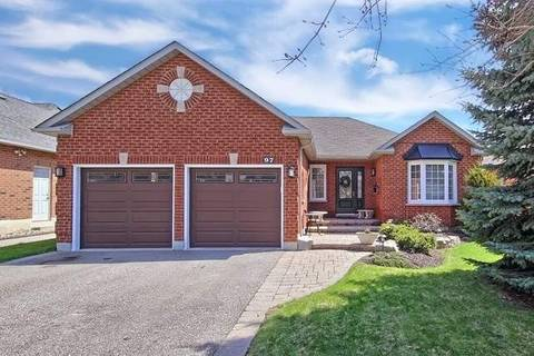 House for sale at 97 Garrard Rd Whitby Ontario - MLS: E4444167