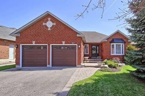 House for sale at 97 Garrard Rd Whitby Ontario - MLS: E4489398