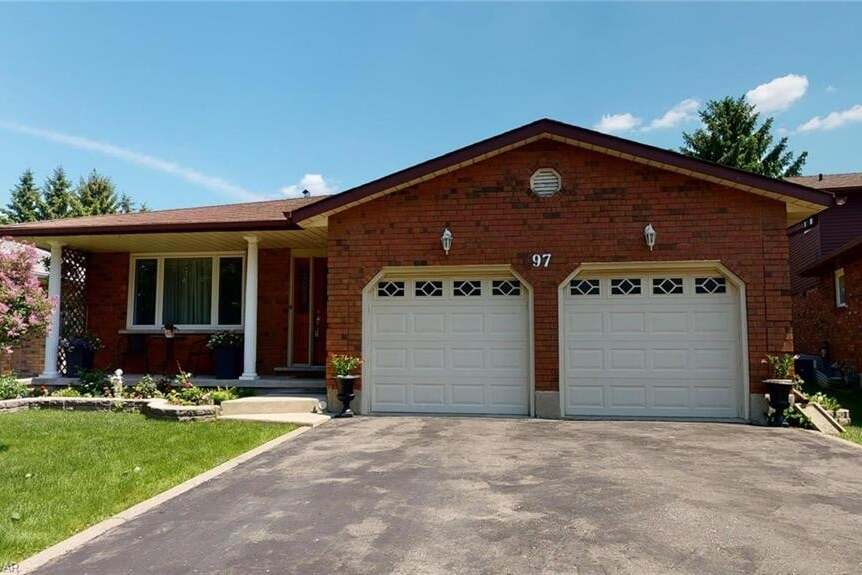 House for sale at 97 Golden Meadow Dr Kitchener Ontario - MLS: 30808204