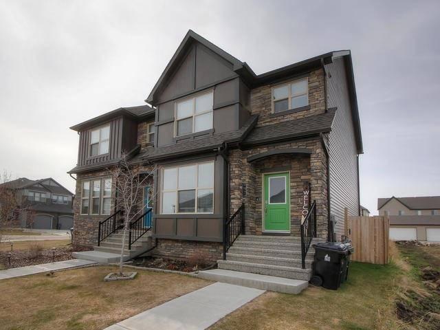 Townhouse for sale at 97 Greenbury Cs Spruce Grove Alberta - MLS: E4156181