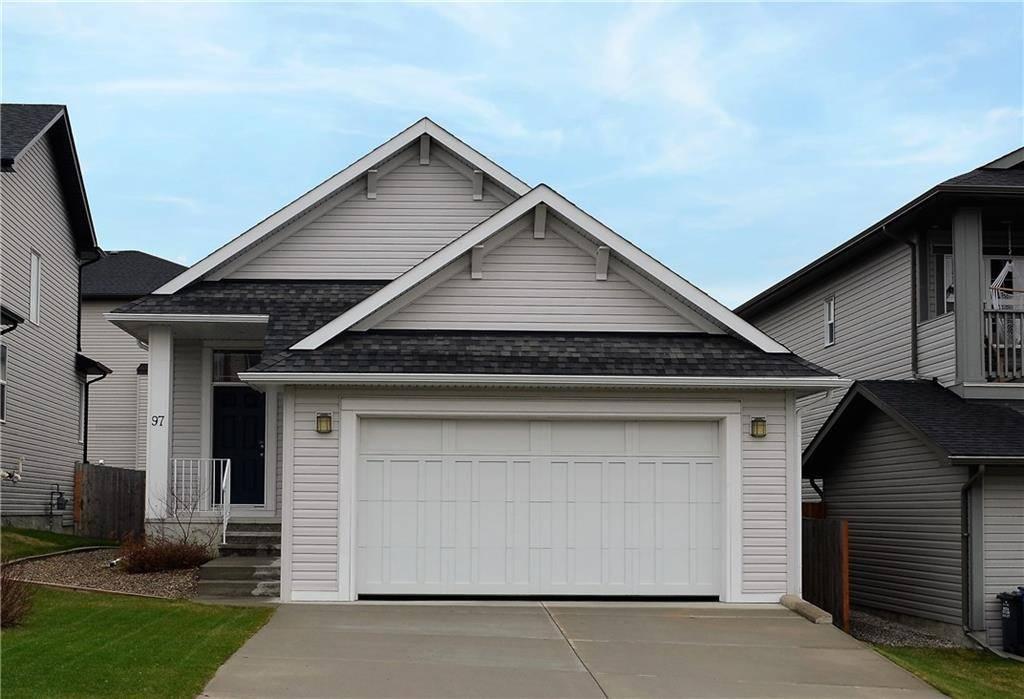 House for sale at 97 Heritage Hl Heritage Hills, Cochrane Alberta - MLS: C4246141