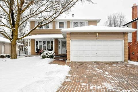 House for sale at 97 Julia Ct Newmarket Ontario - MLS: N4646699