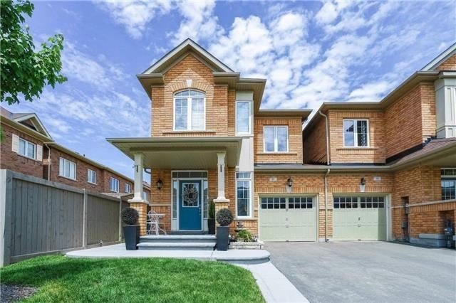 For Sale: 97 Kempenfelt Trail, Brampton, ON | 3 Bed, 3 Bath Townhouse for $699,000. See 20 photos!
