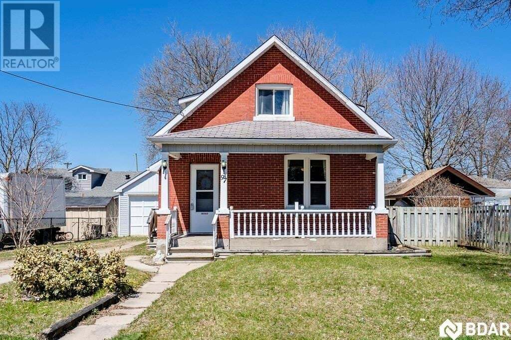 House for sale at 97 King St Angus Ontario - MLS: 30811334