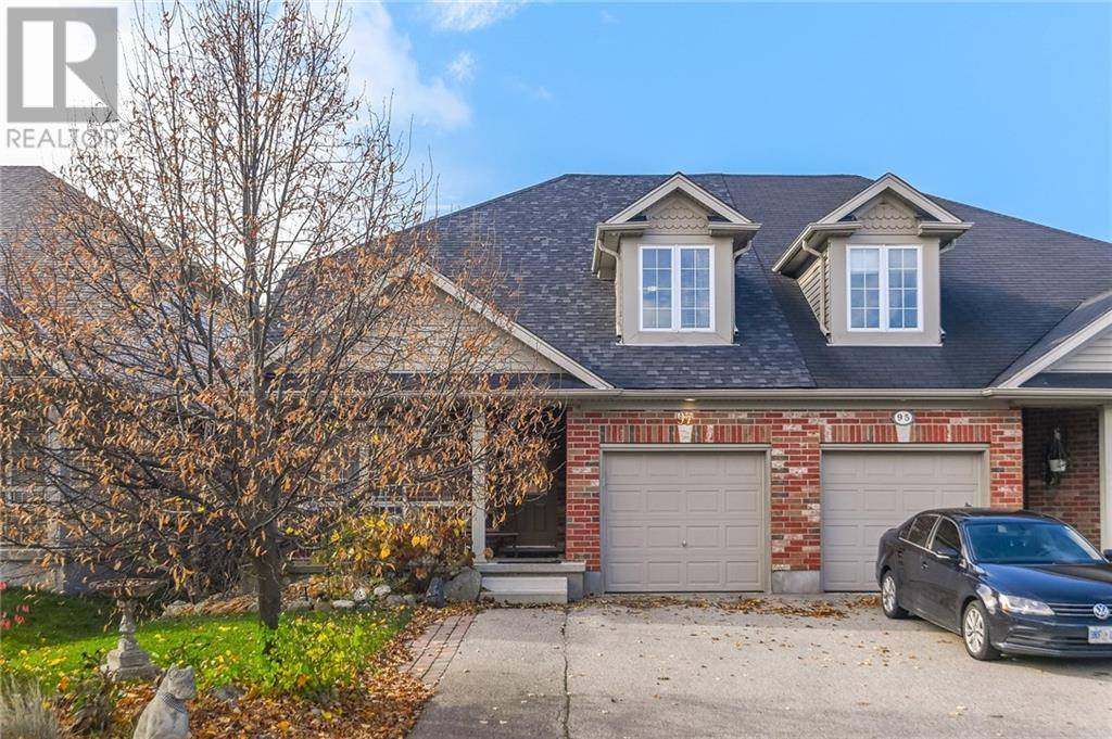 House for sale at 97 Lynch Circ Guelph Ontario - MLS: 30776525