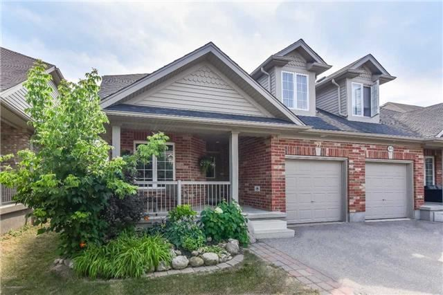 For Sale: 97 Lynch Circle, Guelph, ON | 3 Bed, 4 Bath Townhouse for $599,000. See 20 photos!