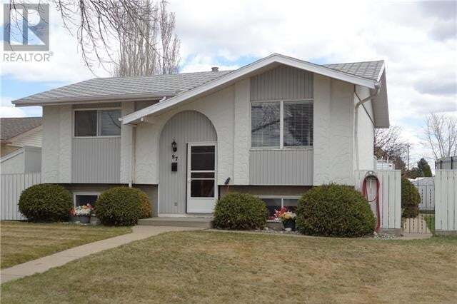 House for sale at 97 Meadowlark Blvd North Lethbridge Alberta - MLS: LD0193106