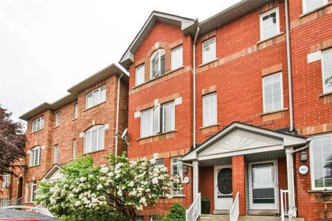 Townhouse for sale at 97 Natalie Pl Toronto Ontario - MLS: E4802038