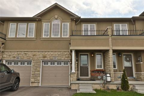Townhouse for sale at 97 Penny Ln Stoney Creek Ontario - MLS: H4058442
