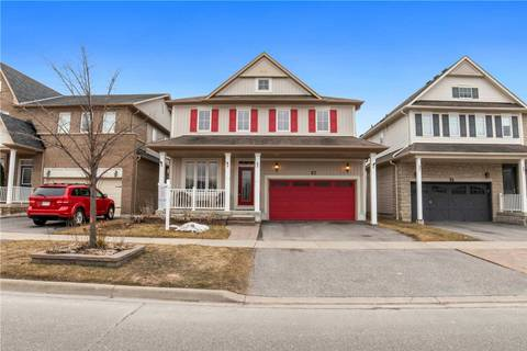 House for sale at 97 Robert Attersley Dr Whitby Ontario - MLS: E4728007