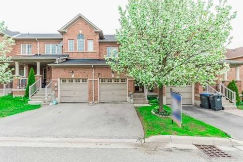 Townhouse for sale at 97 Rockgarden Tr Brampton Ontario - MLS: W4458311