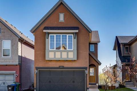 House for sale at 97 Sage Hill Ct Northwest Calgary Alberta - MLS: C4290840