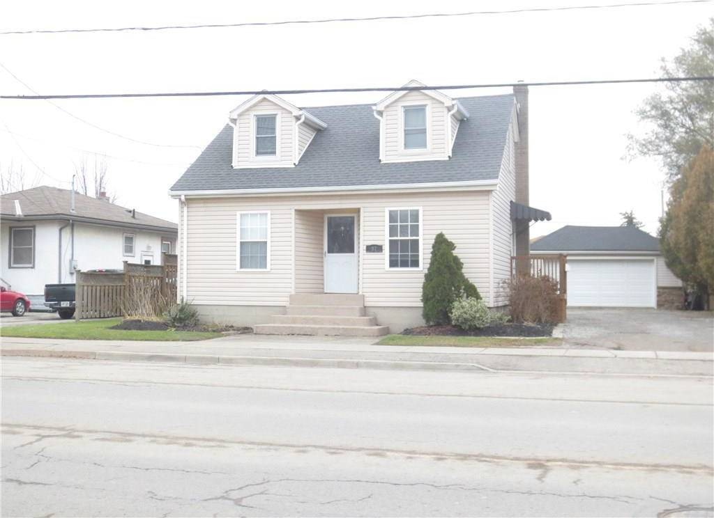 House for sale at 97 Southworth St Welland Ontario - MLS: 30795682
