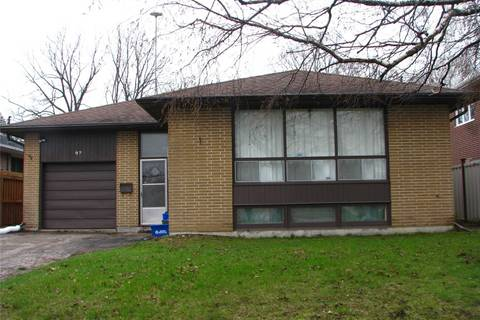 House for sale at 97 Steel St Barrie Ontario - MLS: S4459010