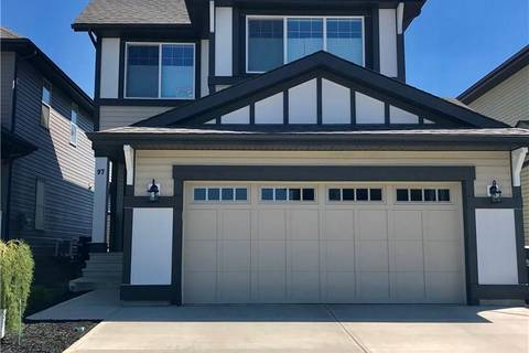 House for sale at 97 Summerstone Ln Sherwood Park Alberta - MLS: ca0164143