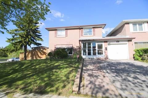 Residential property for sale at 97 Tineta Cres Toronto Ontario - MLS: E4457615