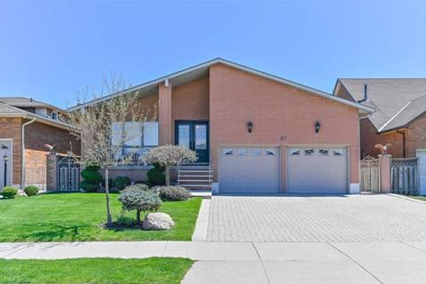 House for sale at 97 Valera Dr Hamilton Ontario - MLS: X4457231