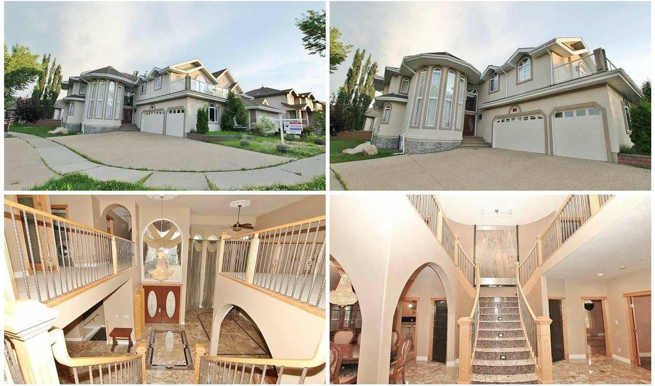 House for sale at 970 Hollingsworth Bn  Nw Edmonton Alberta - MLS: E4166149