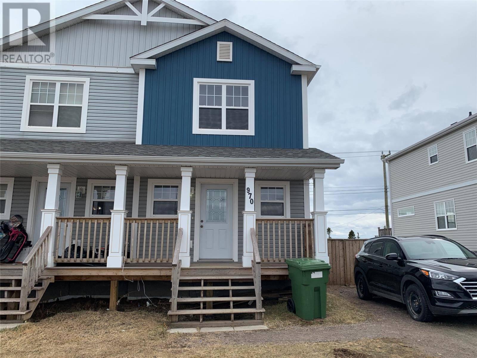 House for sale at 970 Tamarack Dr Labrador City Newfoundland - MLS: 1202828