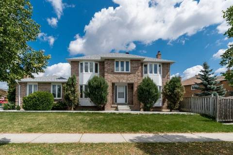 House for sale at 970 White Clover Wy Mississauga Ontario - MLS: W4552450