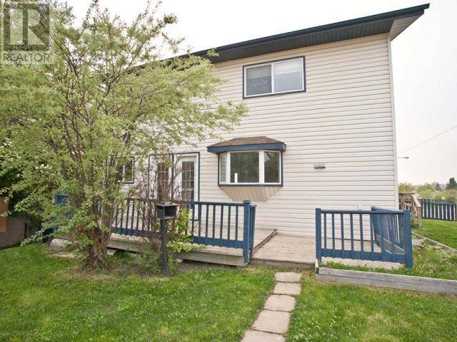House for sale at 9700 10 St Dawson Creek British Columbia - MLS: 178605