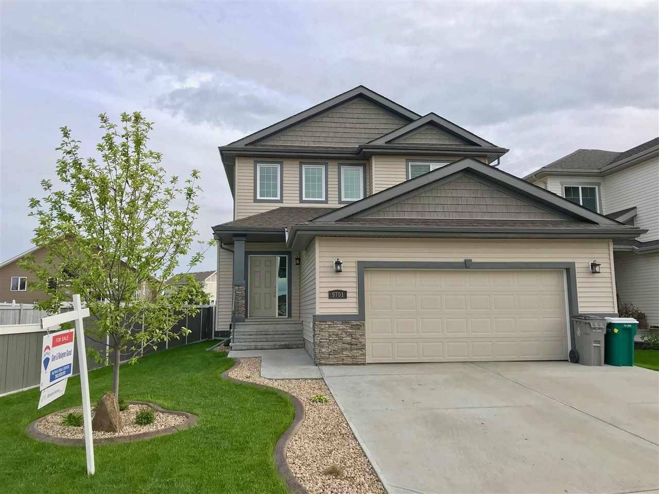 House for sale at 9701 103 Ave Morinville Alberta - MLS: E4164383