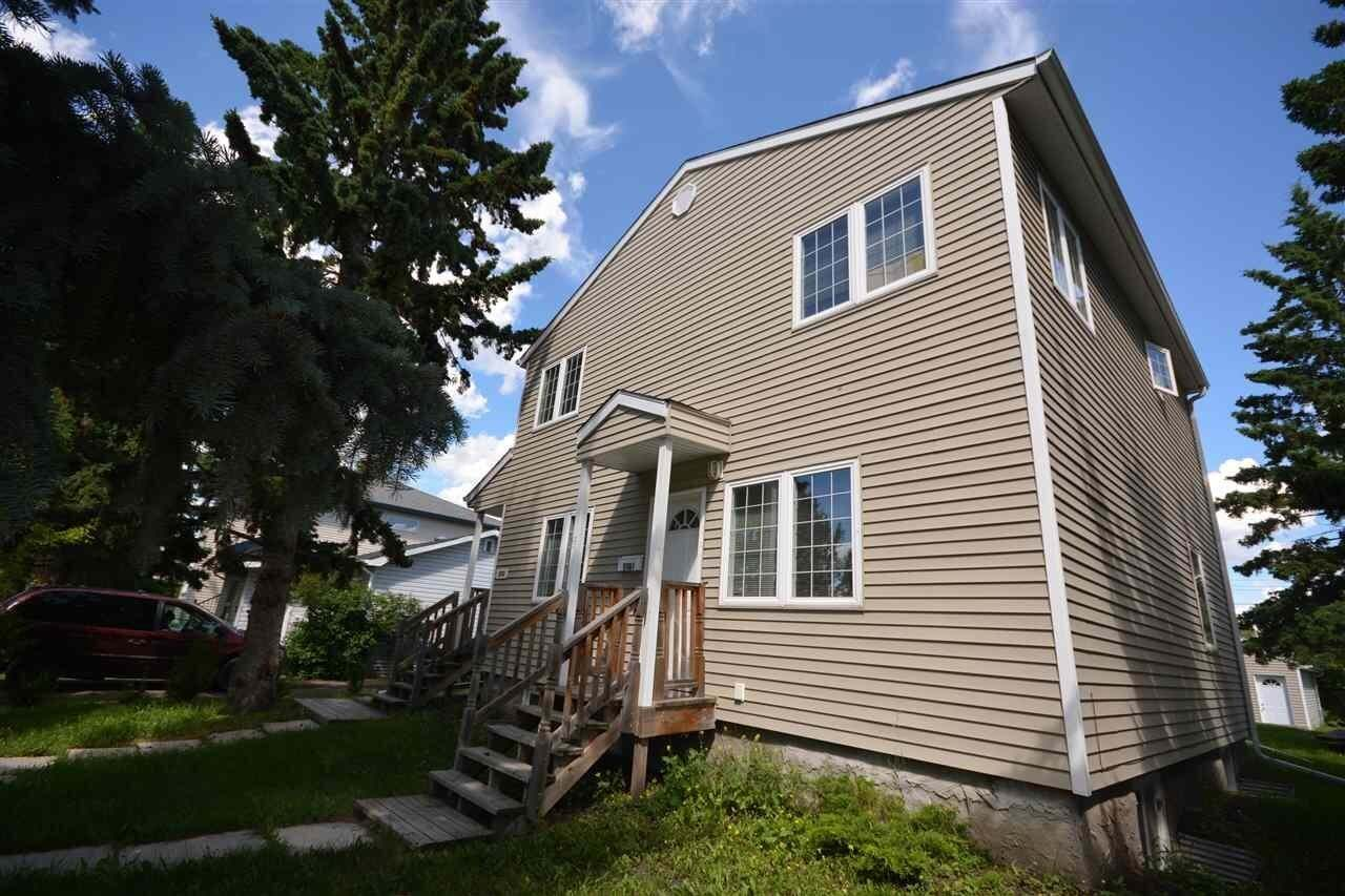 Townhouse for sale at 9701 161 St NW Edmonton Alberta - MLS: E4205221
