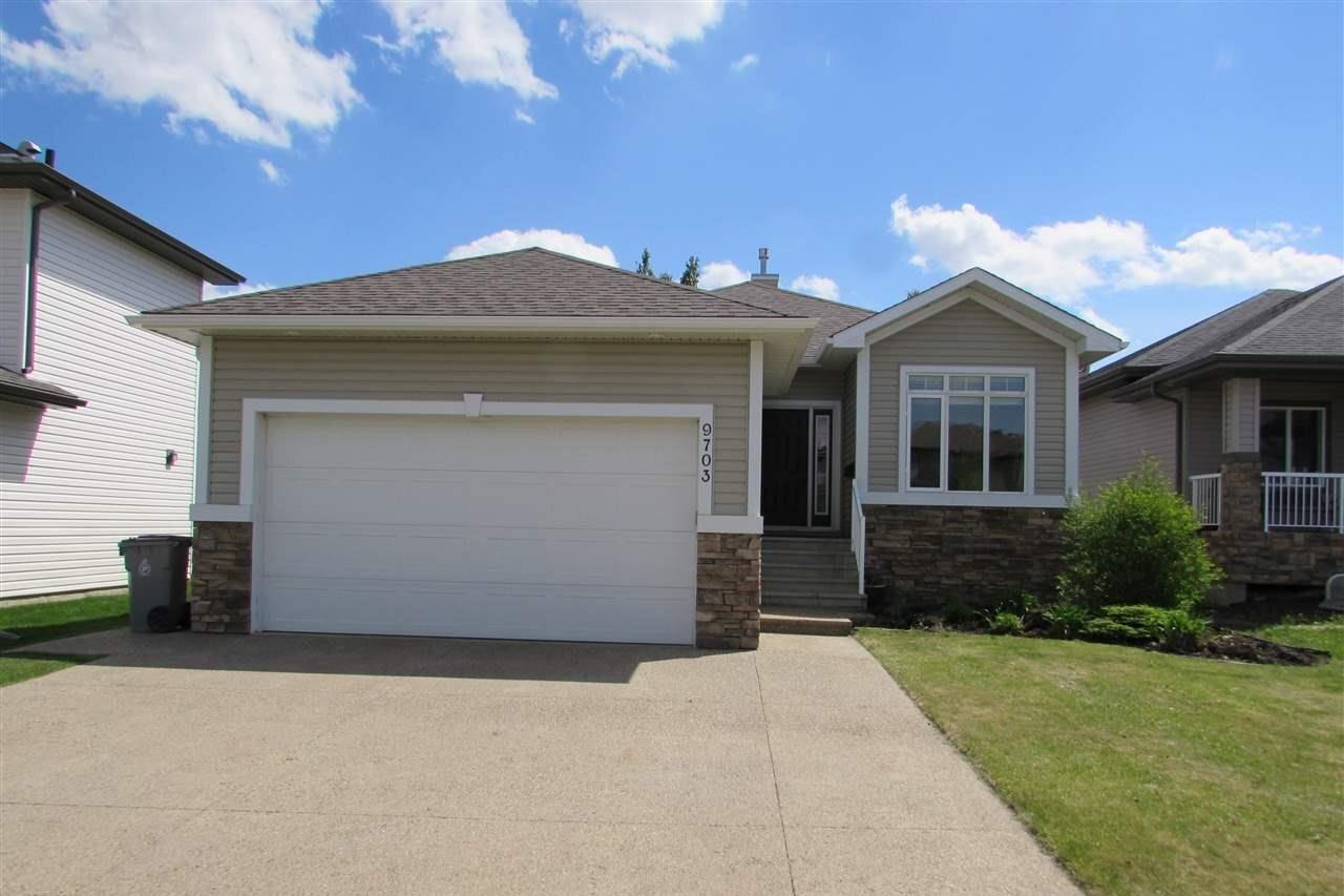 House for sale at 9703 105 Av Morinville Alberta - MLS: E4200569