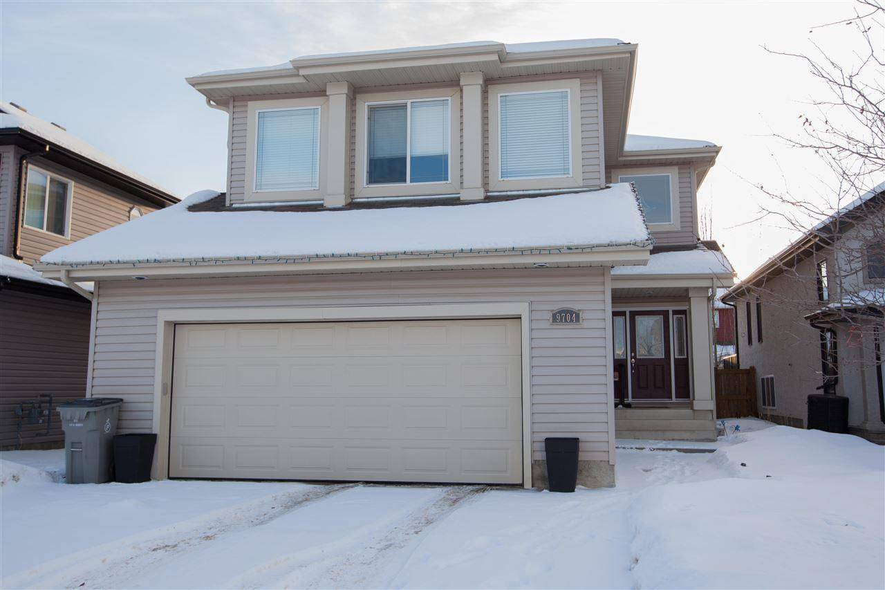 House for sale at 9704 88 St Morinville Alberta - MLS: E4187022